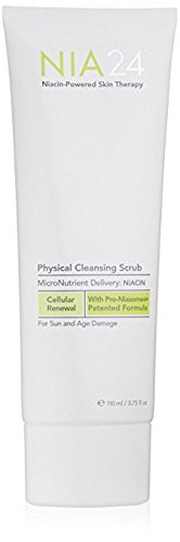 Nia24 Physical Cleansing Scrub, 3.75 Fluid Ounce