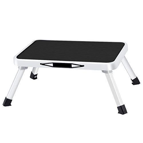 Folding Steel Step Stool