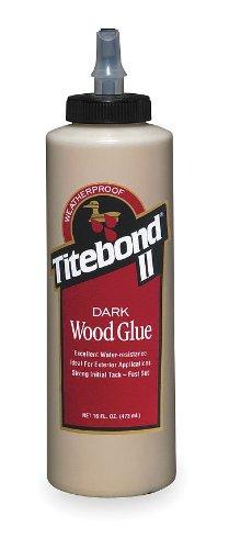ii dark wood glue