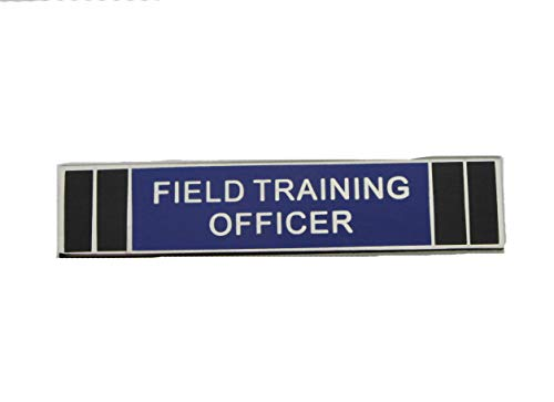 Field Training Officer FTO Police Citation Merit Award Commendation Bar ()