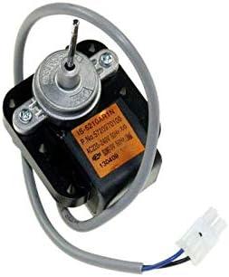 Motor ventilador de CA 220/240 V, 50 Hz. 4,4 para frigorífico Beko ...
