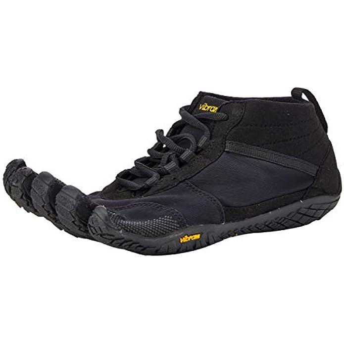 Vibram Men's s V-Trek Khaki/Black Hiking Shoe