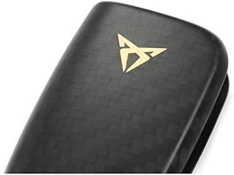 Seat Cupra 575087013B Accessory Set Key Cover Bangles Carbon Copper Black Medium