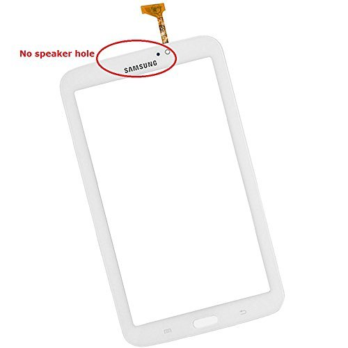 amazing-zone® ~ Touch Glass Screen Digitizer Replacement Samsung Galaxy TAB 3 Sprint SM-T217S White Color