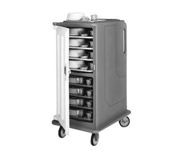 Meal Cart Delivery (Cambro MDC1520T16401 Meal Delivery Cart)