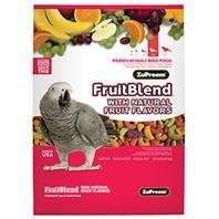 ZuPreem Fruit Blend Parrot and Conure Food