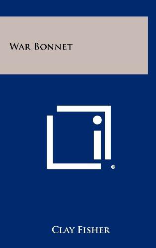 book cover of War Bonnet