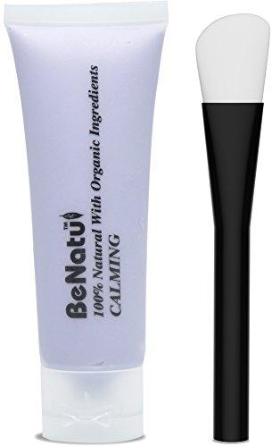 Benatu Purple Clay Mask - 100% Natural & Organic Dead Sea Mu
