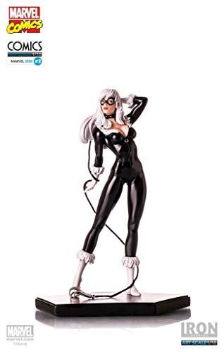 Black Cat Marvel Comics Series 3 - 1/10 Art Scale]()