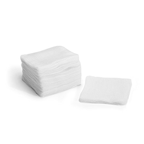 MediChoice Gauze Sponge, 16-Ply, Non-Sterile, 4x4 inch, White, 1314GZ4503 (Case of 2000)