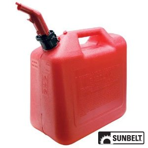 Briggs & Stratton Smart Fill No Spill Fuel Gas Can (5 Gallon)