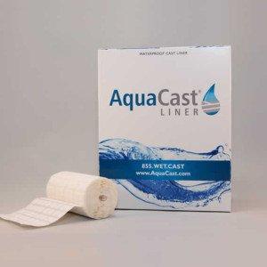 AquaCast® Liner - 4 Inch Wide (12 rolls per pack)