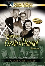 Critics' Choice Classic Television Collection: The Adventures of Ozzie and Harriet, Vol. 2 -