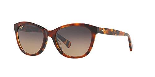 - Maui Jim Canna HS769-10E | Polarized Mocha Tortoise cateye Frame Sunglasses, HCL Bronze Lenses, with Patented PolarizedPlus2 Lens Technology