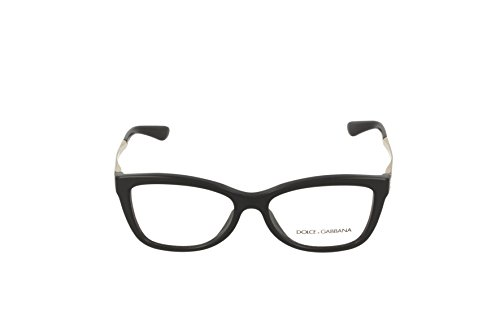 6049c1b79a62 Dolce Gabbana SICILIAN TASTE DG3218 Eyeglass Frames 501-54 - Black ...