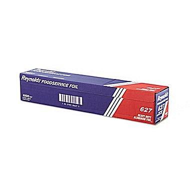 Reynolds Heavy Duty Aluminum Foil Roll, 24'' X 1000 Ft, Silver REY627