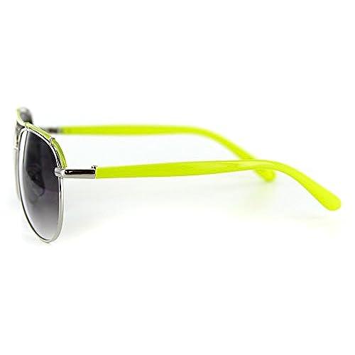 designer glass frames xp02  delicate Jetstream Women's Designer Sunglasses with Colorful Aviator Frames