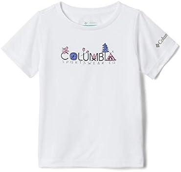 Columbia Kids /& Baby Bellator Basin Short Sleeve Tee