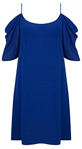HIMONE HIMONE Vestido Azul para para Vestido mujer 74fRxO