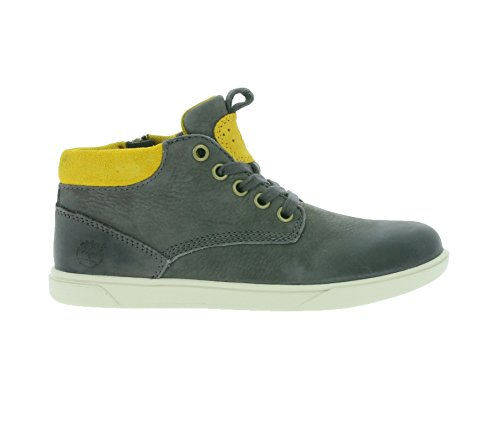 TIMBERLAND GROVETON LEATHER CHU FORGED IRON BASSA GRIGIA Camel