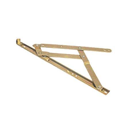 4 Bar Hinges 16 inch Window Track, Truth 34.21 - YDI Steel