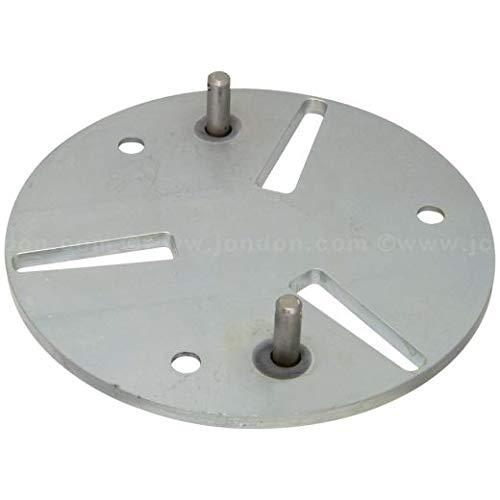 Diamatic 435 Scanmaskin Conversion Plate, Set of 3 (1 Set)
