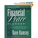 img - for The Financial Peace Planner: A Step-by-Step Guide to Restoring Your Family's Financial Health 1st (first) edition book / textbook / text book
