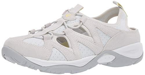 Easy Spirit Women's EARTHEN Sneaker, Medium Grey, 10 W US from Easy Spirit