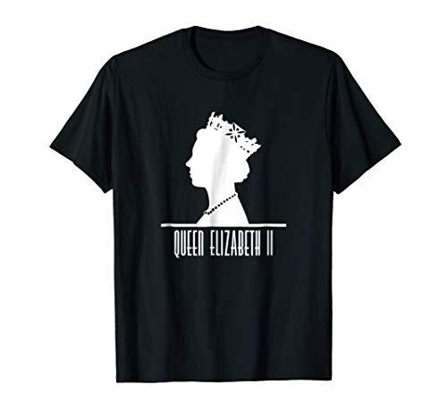 Queen Elizabeth II Tshirt Shirt