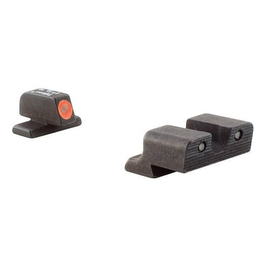 Trijicon SP101O Springfield XD-Series HD Night Sight Set, Orange Front