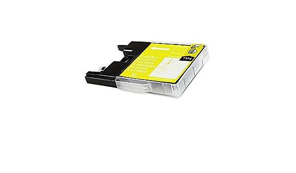 printyo® Cartucho d tinta LC-1280 X LY Amarillo Compatible para ...