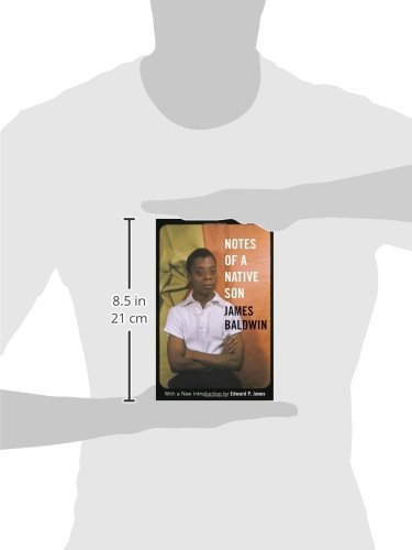 com notes of a native son james baldwin  com notes of a native son 9780807006238 james baldwin edward p jones books