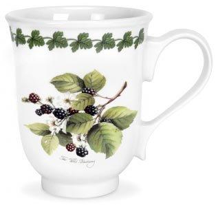 Portmeirion Pomona Bell Beakers/English Mugs 10oz (Set of (Beaker English Mug)