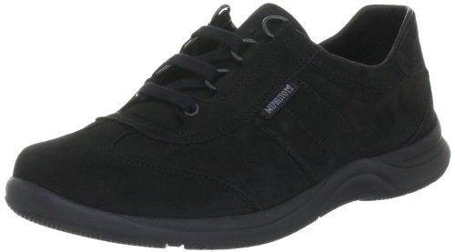 5400 Negro nobuck cuero Zapatos STYLBUCK mujer de casual P5101074 LASER Mephisto BLACK para 4nEO7SqxFw