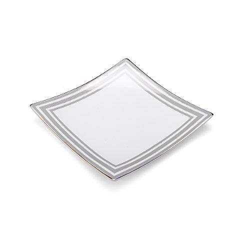 - Mikasa Martina Salad Plate, 8.25-Inch