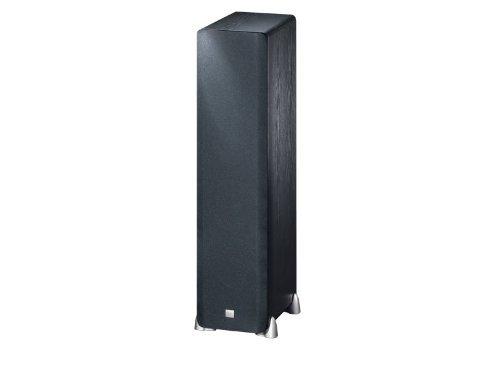 - JBL L890 4-Way, High Performance 8-inch Dual Floorstanding Loudspeaker (Black)