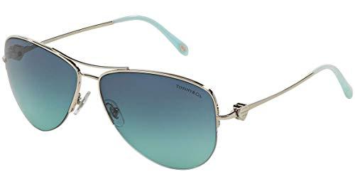 b7f507610056 Sunglasses Tiffany TF 3021 60029S SILVER