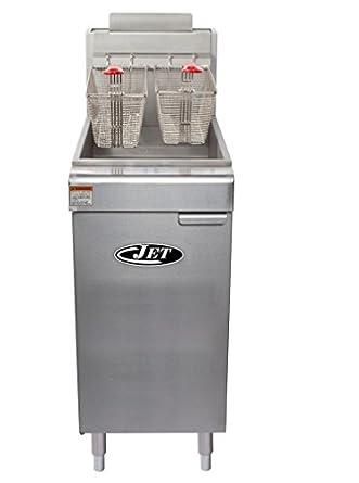Amazon.com: Jet jff3 – L. comercial 40lb 3 tubo piso ...