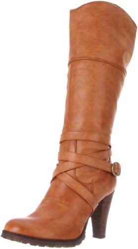 Very Volatile Women's Elixir Knee-High Boot,Tan,8.5 B US