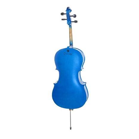 Amazon.com: Equipo de violonchelo estudiante Cecilio ...