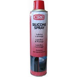 CRC - Spray Lubricante Sintético Base Silicona De Gran Calidad Que Presenta Grandes Propiedades De Lubricación Y Protección Silicone Spray