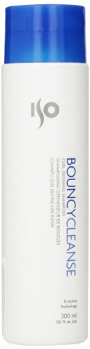 Bouncy Cleanse Curl Defining Shampoo ISO, 10.1 (Iso Daily Foam)