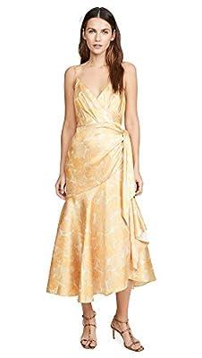 Acler Women's Dana Wrap Dress