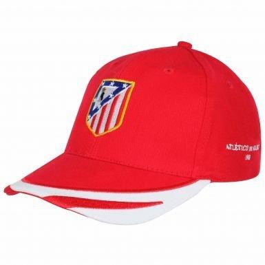 Atletico Madrid Football Crest Baseball Cap