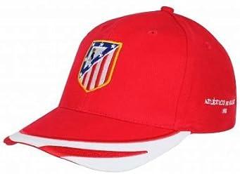 9a9f6104ae9427 Atletico Madrid Football Crest Baseball Cap