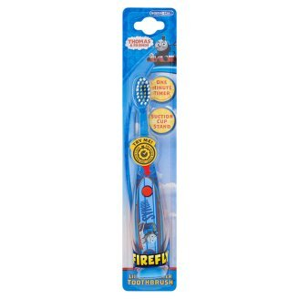 Firefly Thomas y amigos de los niños luminoso temporizador cepillo de dientes edad 2 - 6 suave: Amazon.es: Salud y cuidado personal