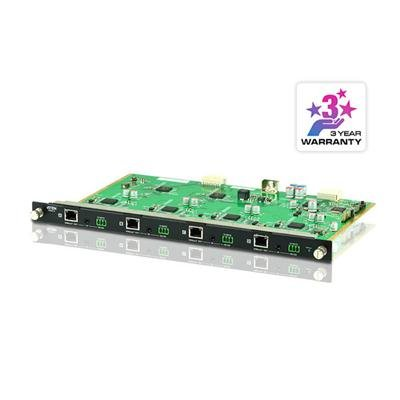 4PORT HD BASET OUTPUT CARD by ATEN
