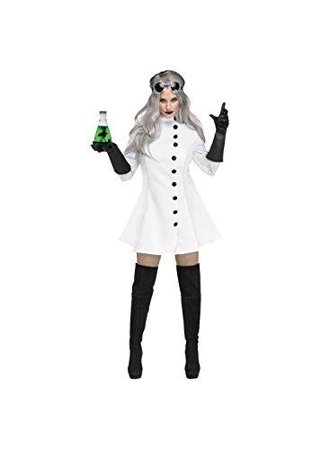 Womens Mad Scientist Costume