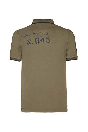Aeronautica Militare Polo Shirt Homme PO1348 Military, Jersey, Tshirt, Blouson, Sweat, Pantalon 4