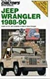 Jeep CJ5, CJ6, CJ7, Scrambler and Wrangler, 1988-1990, Chilton Automotive Editorial Staff, 0801982219